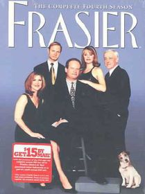 Frasier:Complete Fourth Season - (Region 1 Import DVD)