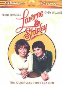 Laverne & Shirley - The Complete First Season - (Region 1 Import DVD)