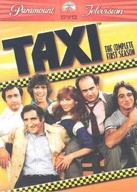 Taxi:Complete First Season - (Region 1 Import DVD)