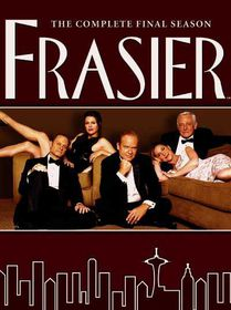 Frasier:Complete Final Season - (Region 1 Import DVD)