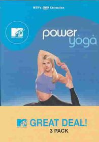 Mtv Fitness 3pk - (Region 1 Import DVD)