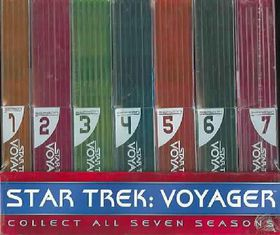 Star Trek:Voyager Complete Series - (Region 1 Import DVD)
