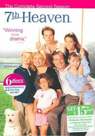 7th Heaven:Complete 2nd Season - (Region 1 Import DVD)