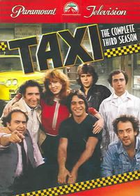 Taxi:Complete Third Season - (Region 1 Import DVD)