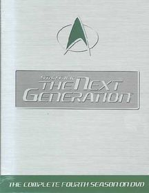 Star Trek: Next Generation Complete Fourth Season - (Region 1 Import DVD)