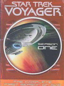 Star Trek: Voyager - The Complete First Season - (Region 1 Import DVD)