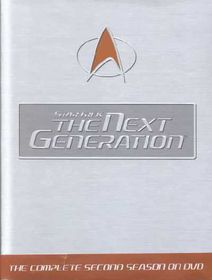 Star Trek: Next Generation Complete Second Season - (Region 1 Import DVD)