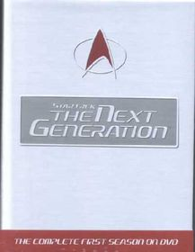 Star Trek: Next Generation Complete First Season - (Region 1 Import DVD)