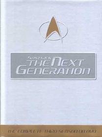 Star Trek: Next Generation Complete Third Season - (Region 1 Import DVD)