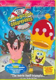 Spongebob Squarepants Movie - (Region 1 Import DVD)