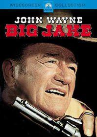 Big Jake - (Region 1 Import DVD)