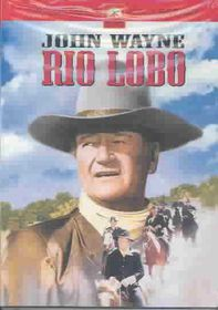 Rio Lobo - (Region 1 Import DVD)