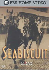 American Experience:Seabiscuit - (Region 1 Import DVD)