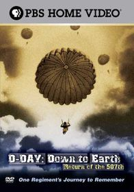 D-Day: Down to Earth - Return of the 507th - (Region 1 Import DVD)
