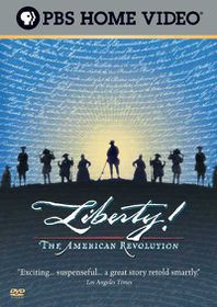 Liberty:American Revolution - (Region 1 Import DVD)
