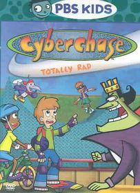 Cyberchase:Totally Rad & the Borg of - (Region 1 Import DVD)