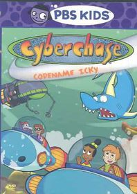 Cyberchase: Codename Icky & Harriet the Hippo and The Mean Green - (Region 1 Import DVD)