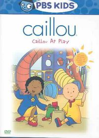 Caillou:Caillou at Play - (Region 1 Import DVD)