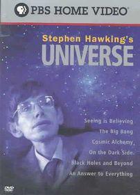 Stephen Hawking's Universe - (Region 1 Import DVD)