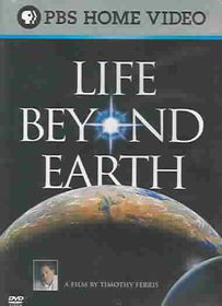 Life Beyond Earth - (Region 1 Import DVD)