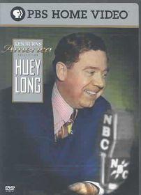 Ken Burns:America Collection Huey Lo - (Region 1 Import DVD)