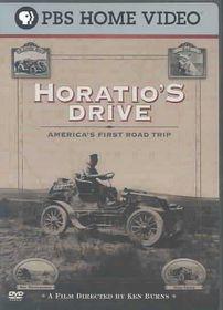 Horatio's Drive - (Region 1 Import DVD)
