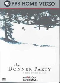American Experience - The Donner Party - (Region 1 Import DVD)