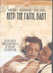 Keep the Faith Baby - (Region 1 Import DVD)