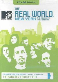 MTV's The Real World - New York: The Complete First Season - (Region 1 Import DVD)
