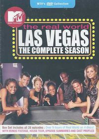 Real World:Las Vegas Complete Season - (Region 1 Import DVD)