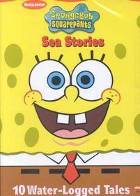 Spongebob Squarepants:Sea Stories - (Region 1 Import DVD)