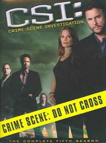 CSI:Complete Fifth Season - (Region 1 Import DVD)
