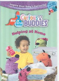 Nick Jr Baby Curious Buddies:Helping - (Region 1 Import DVD)