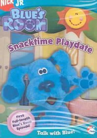 Blue's Clues: Blue's Room Snacktime Playdate - (Region 1 Import DVD)