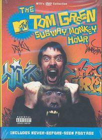 Tom Green Subway Monkey Hour - (Region 1 Import DVD)