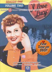 I Love Lucy:Season One Vol 2 - (Region 1 Import DVD)