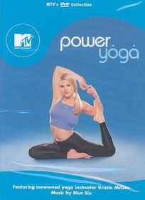 Mtv Power Yoga - (Region 1 Import DVD)