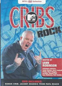 Mtv Cribs:Rock - (Region 1 Import DVD)