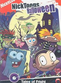 Nicktoons:Halloween - (Region 1 Import DVD)