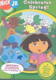 Nick Jr:Celebrates Spring - (Region 1 Import DVD)