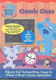 Blue's Clues:Classic Clues - (Region 1 Import DVD)