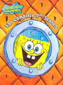 Spongebob Squarepants: The Complete Second Season DVD Box Set - (Region 1 Import DVD)