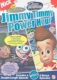 Adventures of Jimmy Neutron Boy Genius/The Fairly Oddparents: Jimmy Timmy Power Hour - (Region 1 Import DVD)
