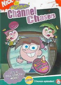Fairly Oddparents:Channel Chasers - (Region 1 Import DVD)