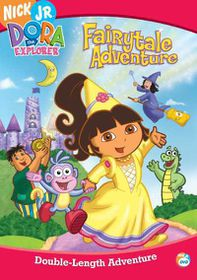 Dora the Explorer - Dora's Fairytale Adventure - (Region 1 Import DVD)