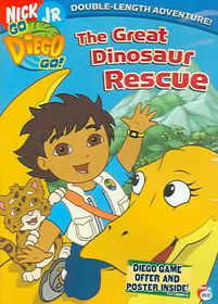 Go Diego Go:Great Dinosaur Rescue - (Region 1 Import DVD)