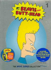Beavis & Butt Head:Mike Judge Vol 1 - (Region 1 Import DVD)