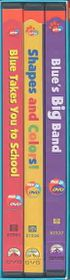Blue's Clues: ABC's, 123's and More DVD Collection - (Region 1 Import DVD)