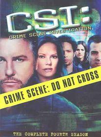 CSI:Complete Fourth Season - (Region 1 Import DVD)