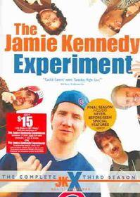 Jamie Kennedy Experiment:Season 3 - (Region 1 Import DVD)
